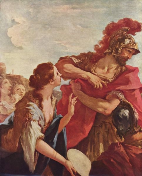 jephthah's daughter