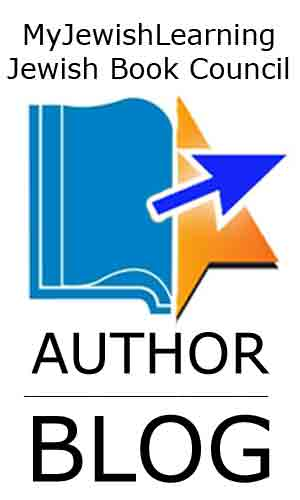 jewish author blog
