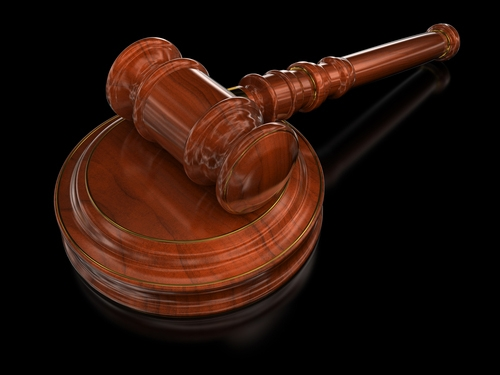 gavel for justice