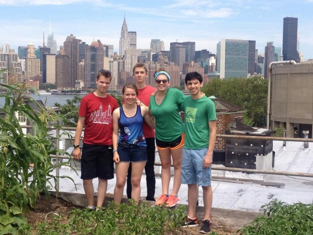 New York City + Social Justice + Jewish Journeys = One Inspiring Summer (Sponsored)