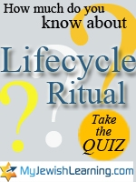lifecycle ritual quiz