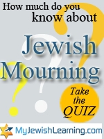 death and mourning quiz
