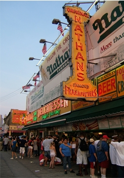 coney island nathan's