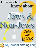 jews and non jews quiz