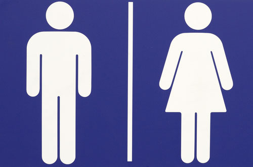 male female sign