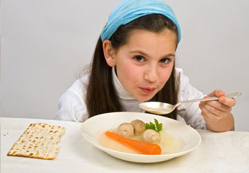 The Passover Seder can be fun for kids.