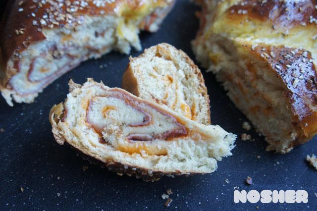 Pastrami Sandwich Challah