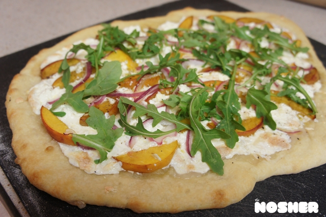 peach-pizza