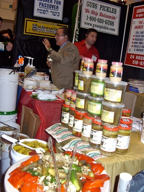 kosher pickles kosherfest