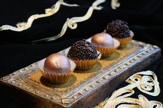 pom truffles