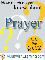 prayer quiz