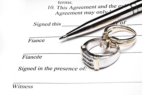 Prenuptial Agreements A Good Solution To A Difficult Problem  My