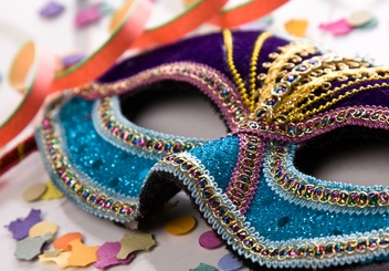 purim mask