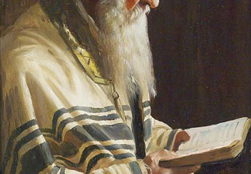a study of the rabbis Judaism, monotheistic  study of the bible and the talmud was oriented toward a mystical pietism in which prayer and contemplation of the secrets embedded in the.