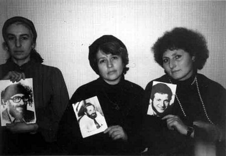Wives of Soviet Jewish Prisoners