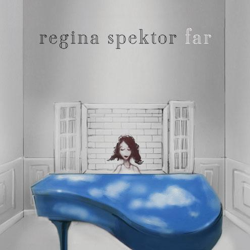 regina spektor, far, album cover