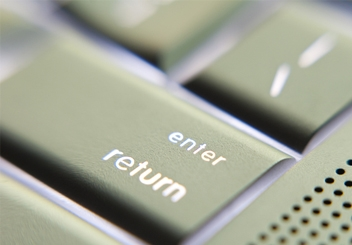 return key