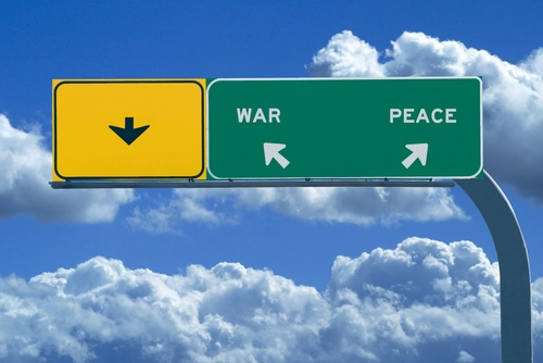 road map to peace