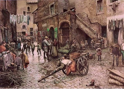 the jewish roman ghetto