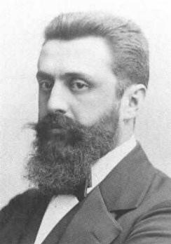 early secular zionism--herzl