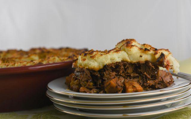shredded brisket cumberland pie1