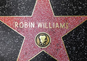 Robin Williams' Star