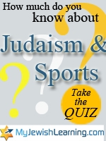 Judaism and sports