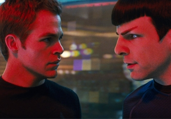 Captain Kirk and Spock are both Jewish