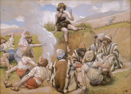 the biblical story of joseph