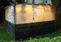 Index page featured imaage for The Laws of Sukkah Construction
