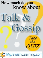 talk and gossip quiz