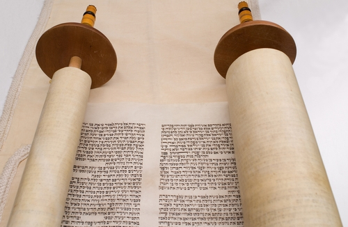 dramatizing the torah