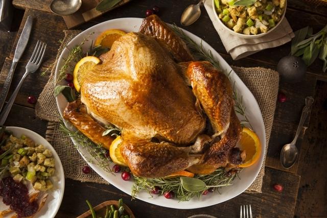 turkey dinner1