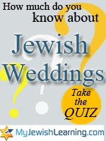 weddings quiz