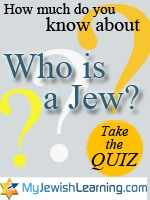 who is a jew