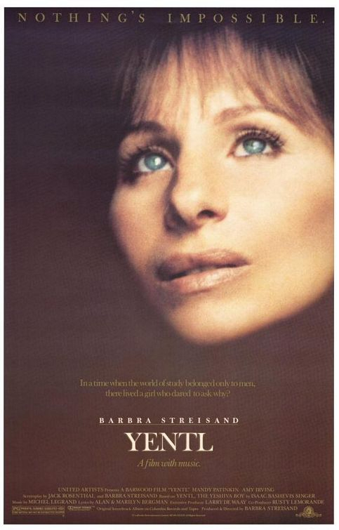 Barbra Steisand in Yentl