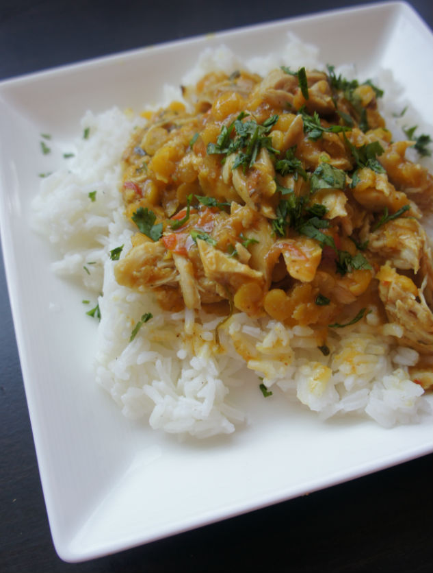 coconut curry chicken1