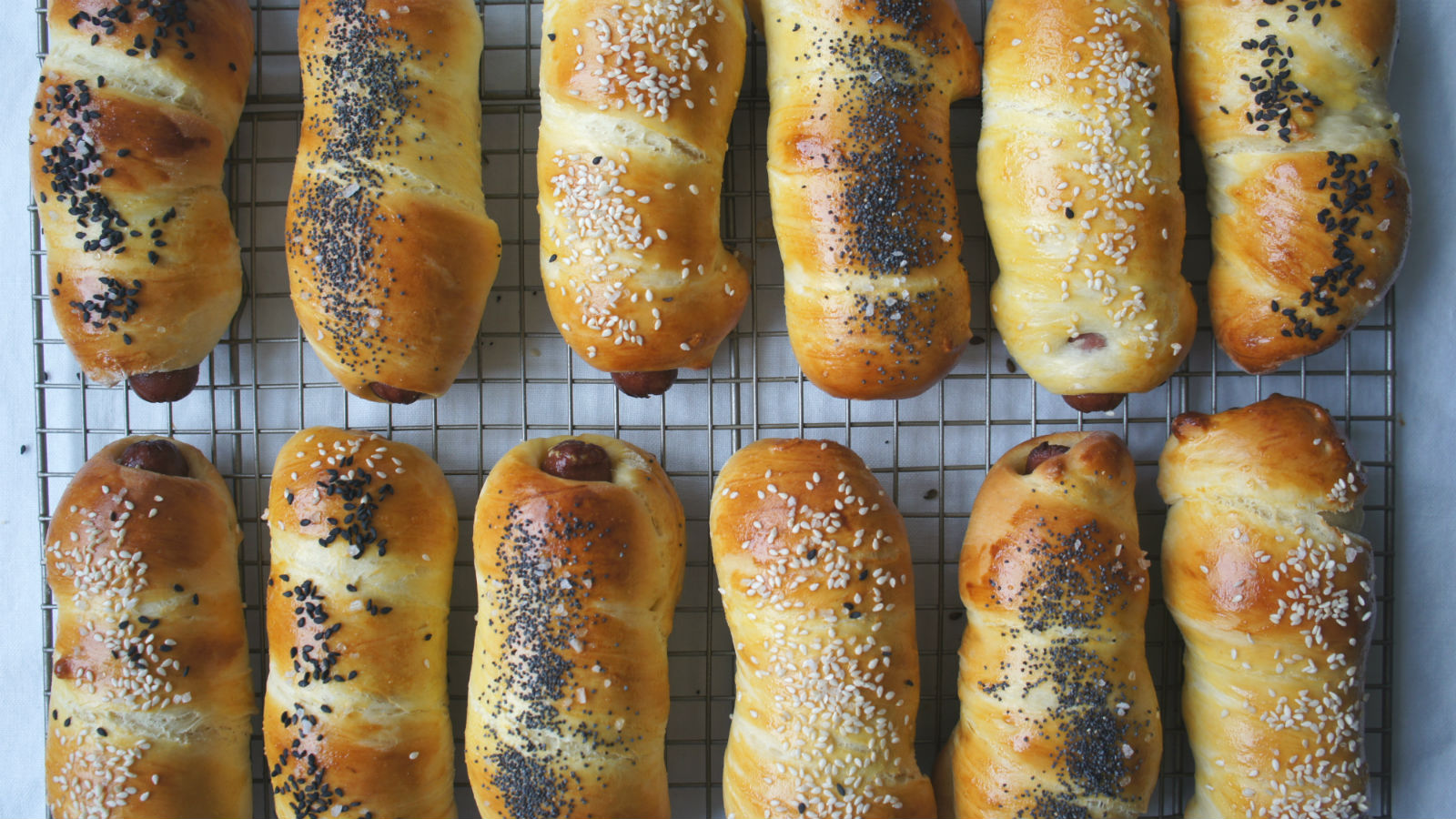 Challah Hot Dogs