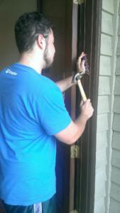 We realized the mezuzah isn't a finishing touch, but a starting point.