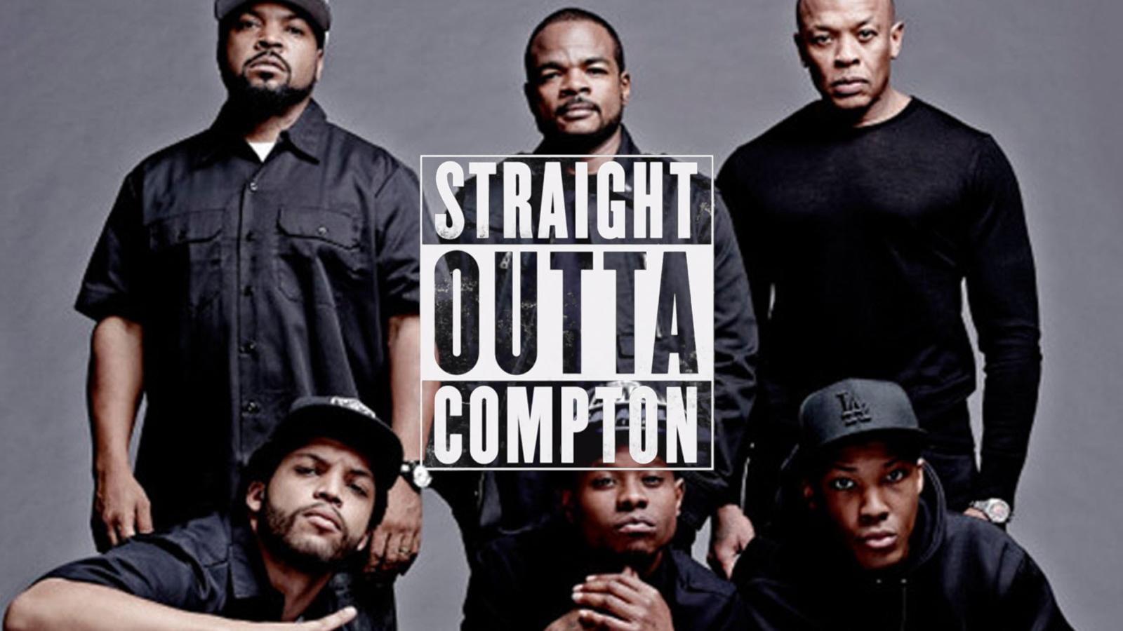 Straight Outta Compton: hit biopic raps up NWA story cleanly
