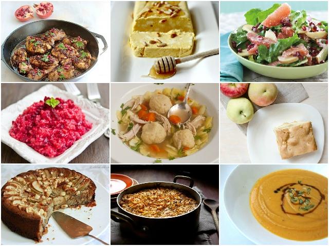 gf rosh hashanah recipes