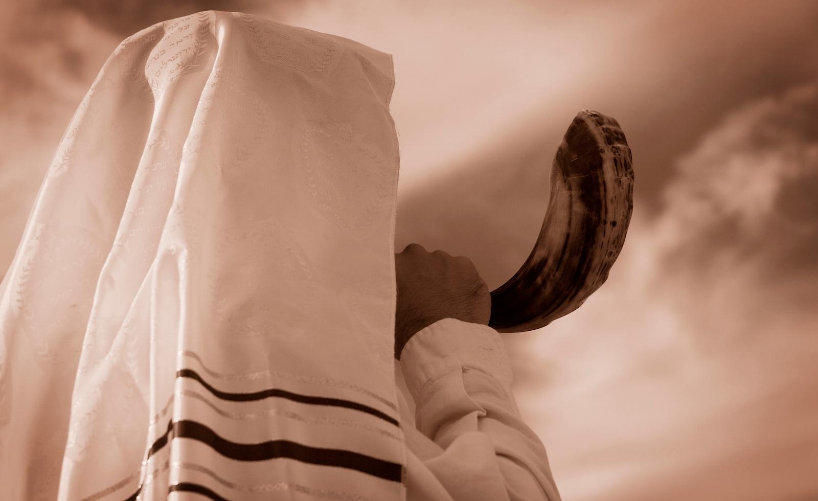 yom kippur sofar
