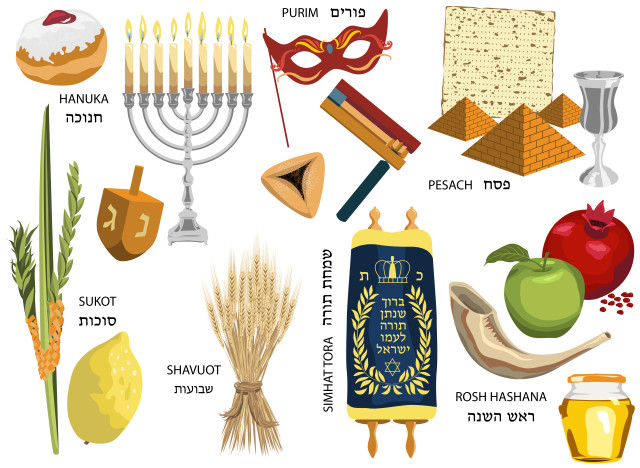 Holidays - My Jewish Learning