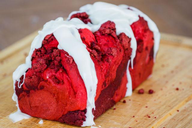Red Velvet Cake Challah Recipe   The Nosher