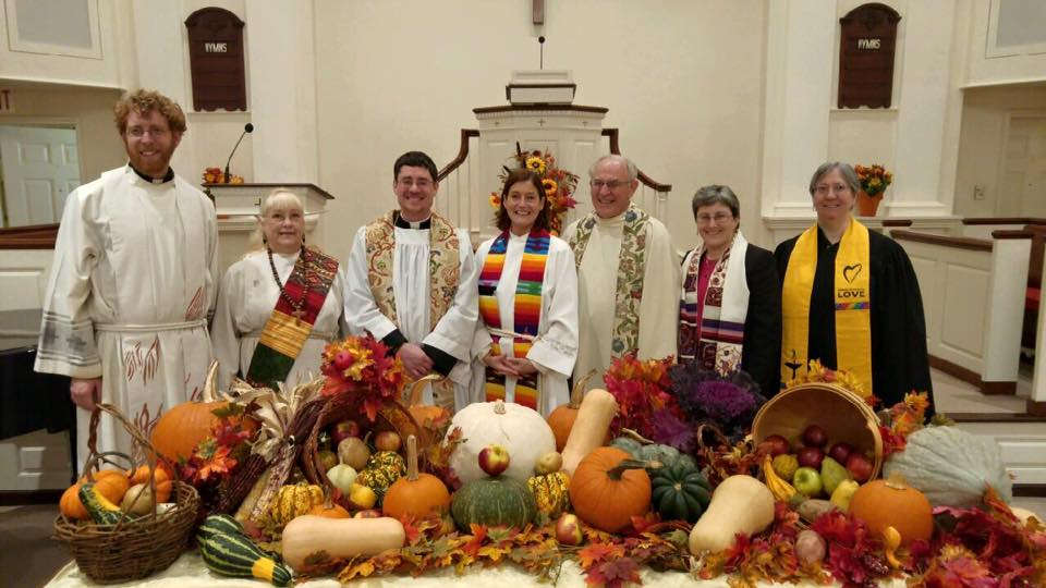 Some of the Interfaith Clergy Association of Westborough, MA