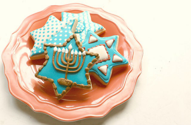 Ultimate Hanukkah cookies main