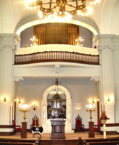B'nai Israel in Natchez