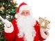 santa hanukkah menorah christmas tree