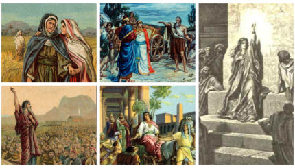 Which Biblical Character Are you quiz
