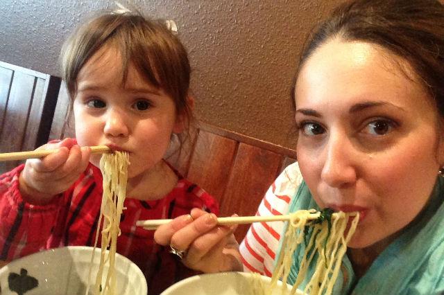 slurpy noodles